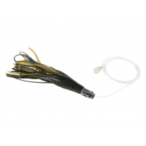 Black Magic Jetsetter Lure - Double Rigged Squidjet