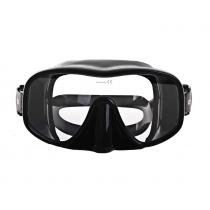 Aropec Mica Frameless Mask Black