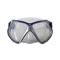 Aropec Womans Dive Mask Transparent Blue