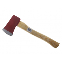 Fire Axe with Wooden Handle 40cm