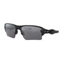 Oakley Flak 2.0 XL PRIZM Polarised Sunglasses Polished Black