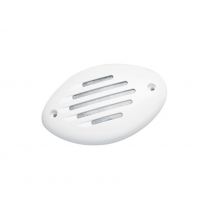 Marinco White Asa Grill For Drop-In Hidden Horn 11080