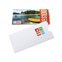 Marine Deals Gift Voucher with Sleeve