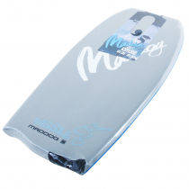 Maddog Missile Body Board 41in Grey