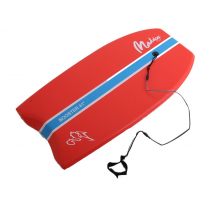 Maddog Booster Bodyboard 41in Red