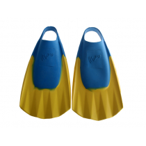 Maddog Wave Gripper Surf Fins Yellow