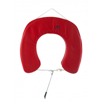 Plastimo Horseshoe Lifebuoy Red
