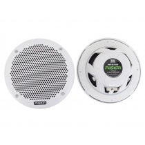 Fusion MS-EL602 Shallow Mount Marine 2-Way Speakers 6in 150W