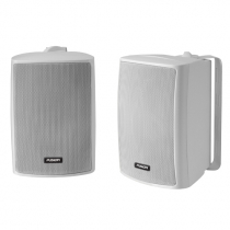 Fusion 2-Way Marine Box Speakers 4in 100W Pair
