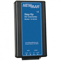 Newmar 12-24-25 Step Up DC Converter 25A Continuous