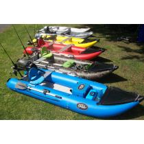 Nifty Boats Inflatable Boat Blue