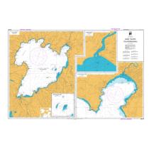 NZ 232 Lake Taupo (Taupomoana) Chart