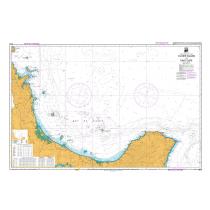 NZ 54 Cuvier Island to East Cape Chart