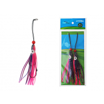 Ocean Angler Jitterbug Replacement Assist Rig Purple Red 3in Qty 2