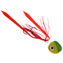 Ocean Angler Kabura Slider Rig 140g Candy Apple