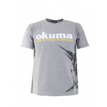 Okuma Marlin T-Shirt Grey