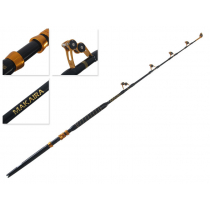 Okuma Makaira Stand-Up Game Rod with ALPS Bearing Rollers Black/Gold 5ft 10in 37kg 1pc
