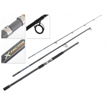 Okuma X-Factor Surf Spinning Rod 13ft 3-5oz 3pc