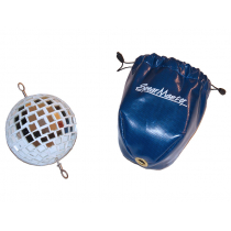 Spearfishing Mirror Ball with Protective Bag