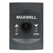 Maxwell Up/Down Toggle Switch Windlass Panel 12/24v