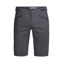 Icebreaker Mens Merino Hybrid Persist Shorts Monsoon