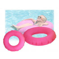 Bestway Fluoro Inflatable Swim Ring 20in