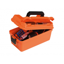 Plano Emergency Supply Box Shallow Dry Storage