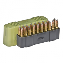 Plano 122820 Small Rifle Ammo Case 20 Rounds Green