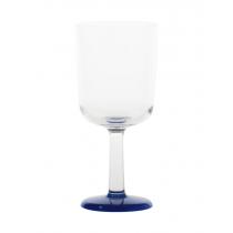 Marc Newson Unbreakable Wine Glass Klein Blue