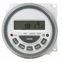 12VDC Digital Mains Timer Switch Module