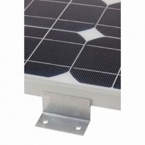 Universal Individual Solar Panel Mounting Bracket