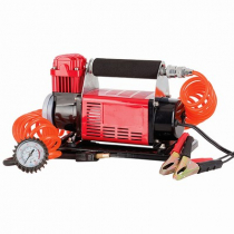 High-Flow Air Compressor 12VDC 72LPM