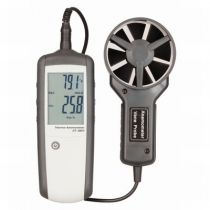 Handheld Anemometer with Separate Vane Sensor