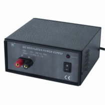 13.8VDC 0 to 12 Amp Regulated Power Supply