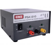 GME PSA1210 11 Amp Regulated DC Power Supply