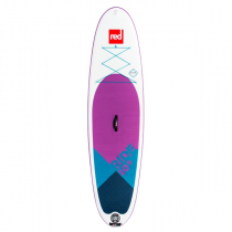 Red Paddle Co Ride SE 10'6'' Inflatable Stand Up Paddle Board