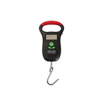Digital Fishing Weight Scales Red 25kg/55lb