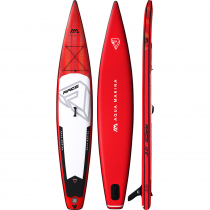 Aqua Marina RACE Inflatable Stand Up Paddle Board 12ft 6in