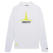 Musto Foiling UV Fast Dry Rash Guard White M