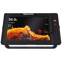 Raymarine Element 12S CHIRP GPS/Fishfinder with NZ/AU Chart and CPT-S Transducer Promo