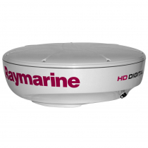 Raymarine RD418HD 18in Radome HD Digital without Cable
