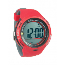 Ronstan RF4055 ClearStart Sailing Watch 50mm Red/Grey