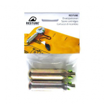 Restube CO2 Replacement Cartridges 16g Qty 2