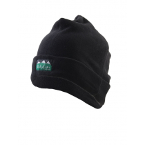 Ridgeline Classic Two Layer Fleece Beanie Black