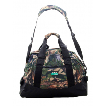 Ridgeline Buffalo Camo Gear Bag 45L