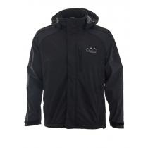 Ridgeline Razorback Jacket Charcoal/Black