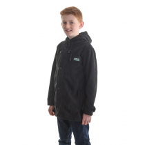 Ridgeline Kids Cub Fleece Jacket Black