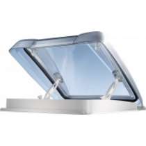 MPK 400 x 400mm Vision Star Roof Vent - Tinted