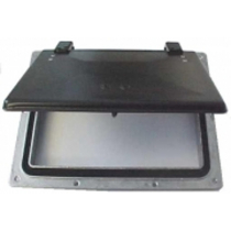 Metal Vent Lid 215mm X265mm