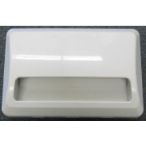 Wall Vent 155mm High X 230mm Wide X 37mm Deep